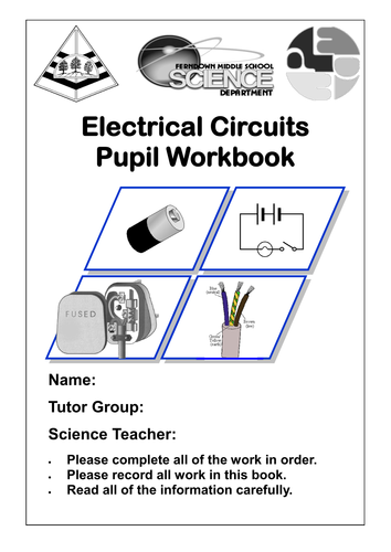 Resources for KS3 Electricity Unit by dazayling - Teaching ...