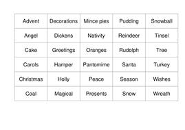 Christmas Bingo.Christmas Bingo Class Of 30 Students