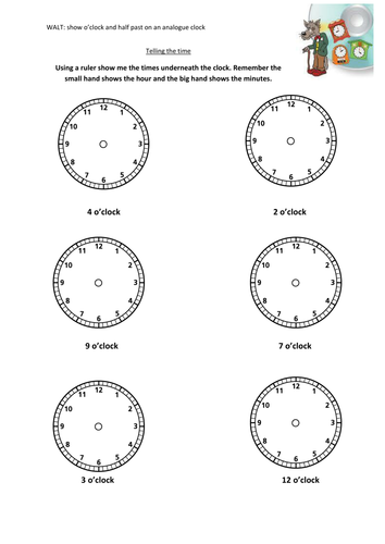 Time Worksheets : time worksheets year 3 tes Time Worksheets Year ...