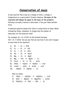 Retirement Planning Worksheet Pdf Conservation Of Mass By Bradscorner  Teaching Resources  Tes Solving Special Right Triangles Worksheet with Arcs And Central Angles Worksheet  Conservation Of Mass Balancing Equationsdocx Matter Classification Worksheet Excel
