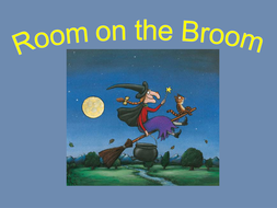 Room on the Broom one more by cinziana - Teaching Resources - Tes