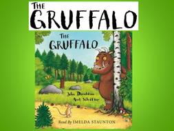 The Gruffalo PowerPoint story Julia Donaldson