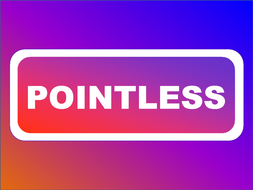 Pointless Quiz show Healthy living
