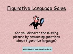 Figurative Language by MathsWhizz91 - Teaching Resources - Tes