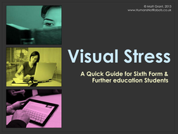 VISUAL STRESS - STUDENT VERSION.pdf