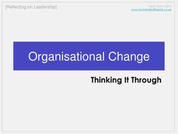 Organisational Change - Thinking It Through.pdf