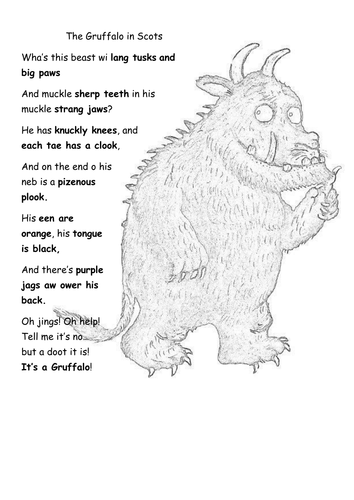 The Gruffalo Activities Pdf Download Mfnconsultingcom 5498458