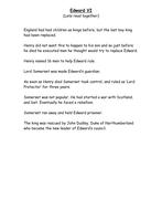 Edward VI reading excerise.doc