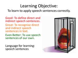 Action Story Speech Sentences.pptx