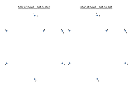 Star of David - Dot-to-Dot [No Guide Lines].docx