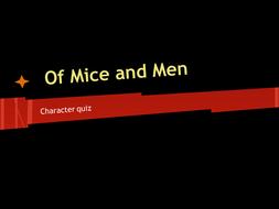 Of Mice and Men quote or Jay-Z lyrics quiz