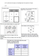 Level 3 shape problems.doc