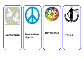 Peace and Justice Matching Pairs