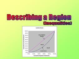 3) Describing a Region (Inequalities).ppt