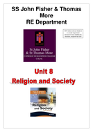 Revision booklet for Unit 8 Edexcel Unit 8