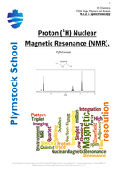 Introduction to Proton NMR