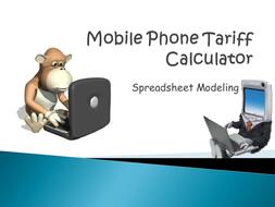 ICT Spreadsheet Skills