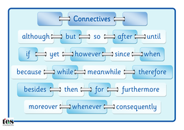 Double Sided Connectives Mat