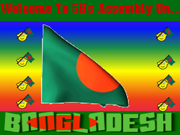 Bangladesh Class Assembly by terib | Teaching Resources