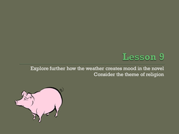 Lesson 9 Martyn Pig religion and weather.pptx