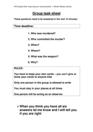 Improving learning lesson 1 Murder mystery activity.docx
