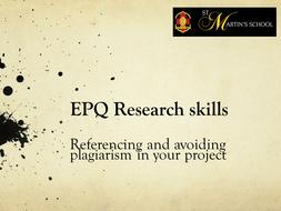 Referencing skills lesson presentation.ppt