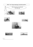 WALT use 3 figure bearings to describe position.doc