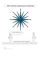 WALT describe compass points as bearings.doc