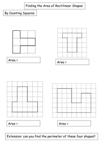 differentiated rectilinear shapes worksheet by amwgauss uk teaching resources tes. Black Bedroom Furniture Sets. Home Design Ideas