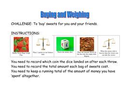 MONEY - Balancing and addition