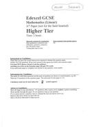 GCSE Astar paper model answers.pdf