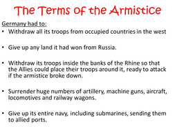 1. The Terms of the Armistice.pptx
