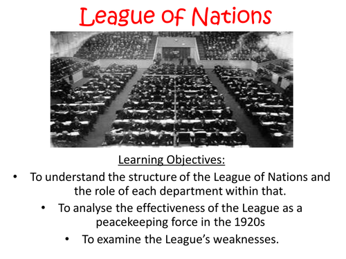The league of nations by eskimomelon teaching resources for League table 6 nations