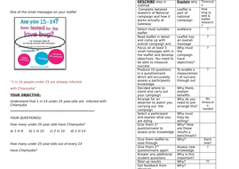 OCR AS Health & Social Care Unit 3 Promotion by