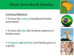 Introduction to Samba music