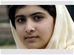 Malala Yousafzai P4C