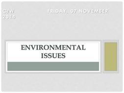 Environmental Issues, Christian response