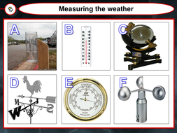 measuring the weather powerpoint lesson updated by dazayling