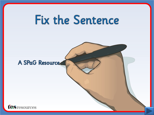 how to fix a run on sentence
