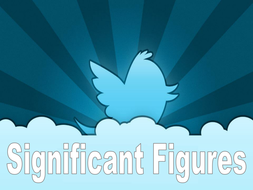 Twitter Significant Figures