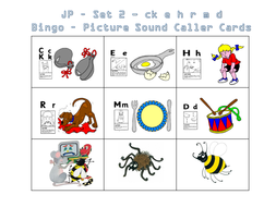 Jolly phonics bingo set 1 to 7 by saintannes teaching resources tes jolly phonics set 2 bingo picture and letter sound cardspptx spiritdancerdesigns Choice Image