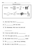 Worksheets Th Sound Worksheets th digraph worksheets by barang teaching resources tes worksheet this that th