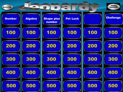 Jeopardy_year_8_general_revision_Easy.pptx