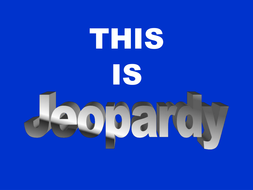 jeopardy_year_7_general_revision_easy[1].ppt