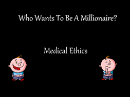 Revision resource for Medical Ethics