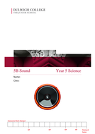 Sound Full Scheme of Work KS2 KS3