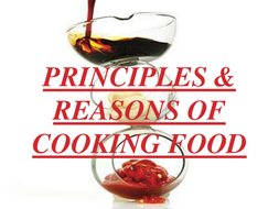 Principles and reasons of cooking food by kg2wani teaching principles and reasons of cooking food thecheapjerseys Choice Image