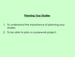 Planning Coursework Practice Session.ppt