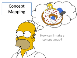 How To Make A Concept Map By Hickeym Teaching Resources Tes