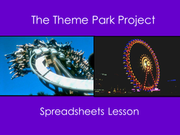 Lesson Two Spreadsheets.ppt